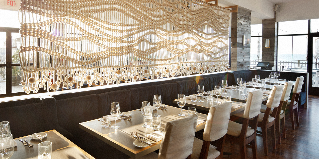 Scarpetta Beach Tables