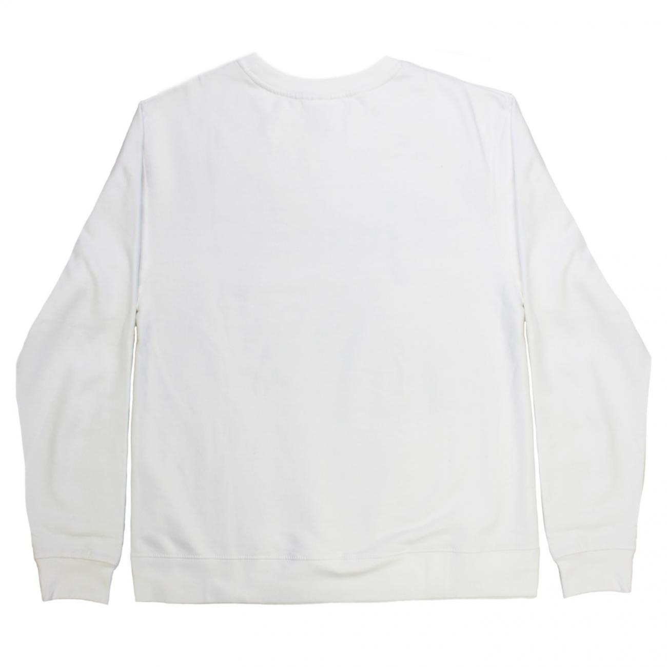Gurney's Small Logo back white